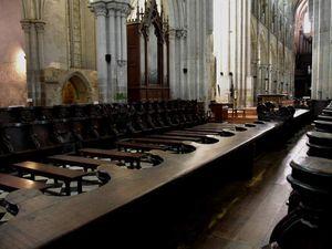 Visite à la cathédrale Saint-Samson de Dol de Bretagne