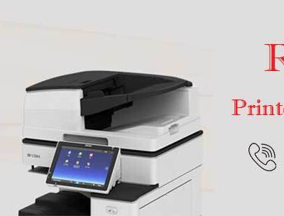How to Scan From Ricoh Printer to Computer?