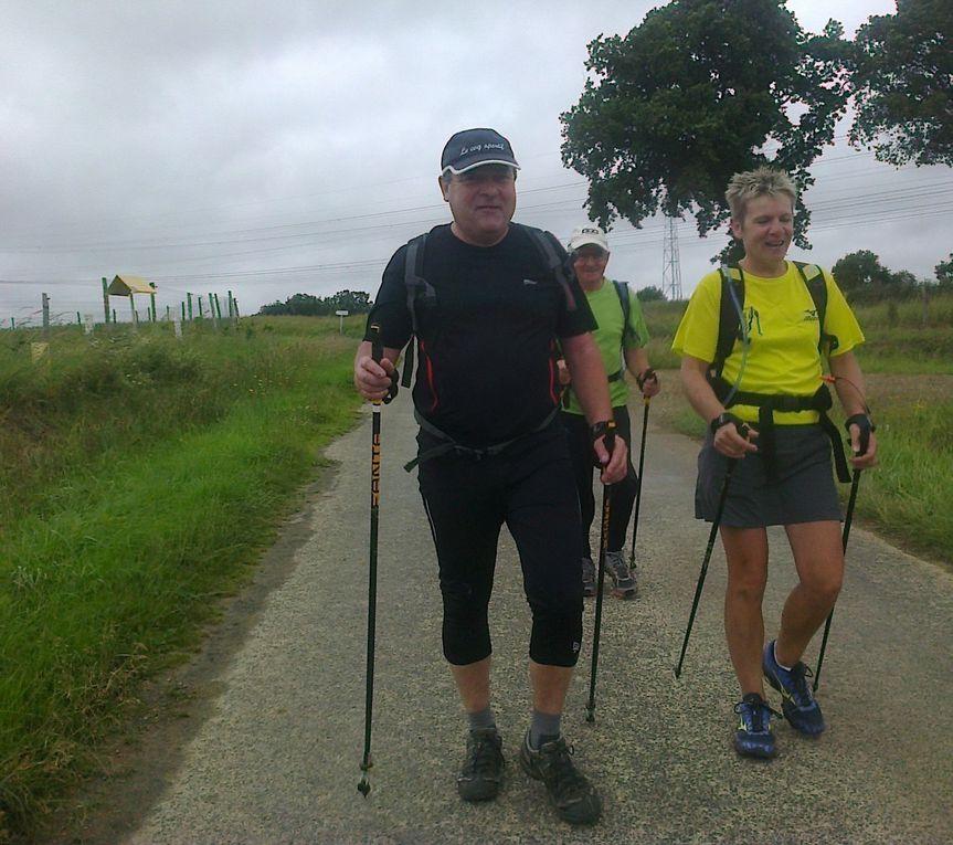 Retour sur la sortie de 40km à Entrammes proposée par Christian