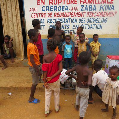 Actualités/ Visite à l'orphelinat CREROEA / juin 2014