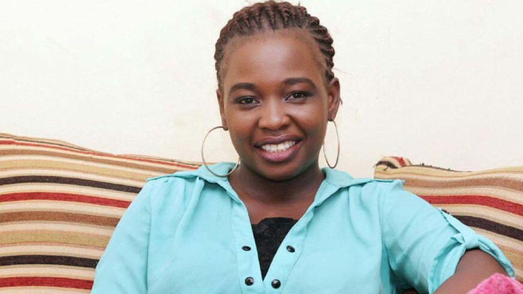 Lara Kudayisi, nigeriana, madre de un niño a los 19 años, 14 rupturas amorosas y 15 abortos.- El Muni.