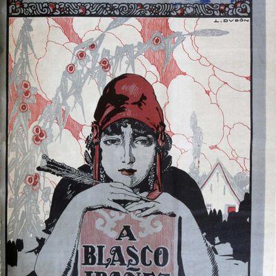 """""""Blasco Ibàñez à la conquête des masses"""" : exposition à la bibliothèque historique de l'Université de Valencia"""