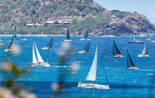 Les bateaux de Dream Yacht Charter s'imposent sur l'Antigua Sailing Week en catégorie Bareboat !
