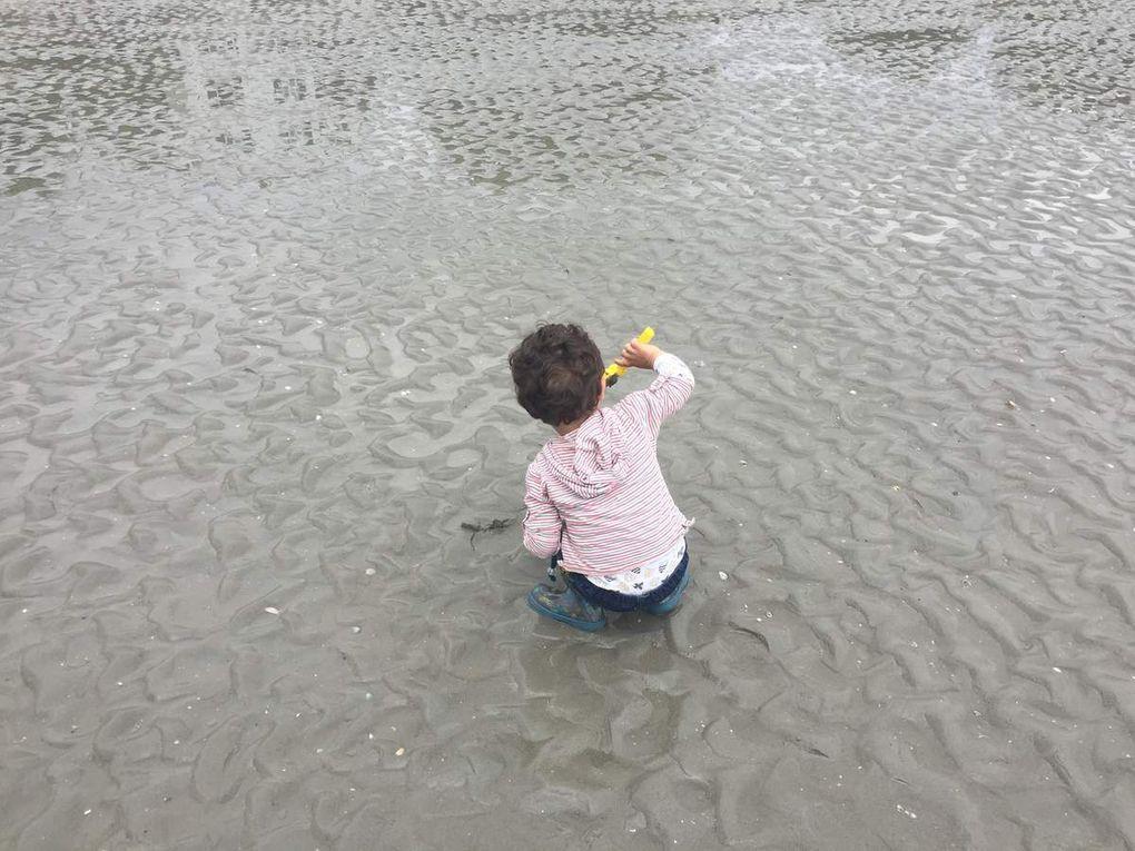 WE pluvieux, WE heureux ... on se console comme on peut