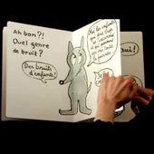 """Alex Sanders nous offre une lecture savoureuse de son album """"Pas sage ?"""""""