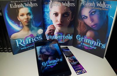 Runes, tome 3 : Grimnirs - Ednah Walters