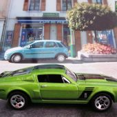 67 SHELBY GT-500 HOT WHEELS 1/64 - car-collector.net