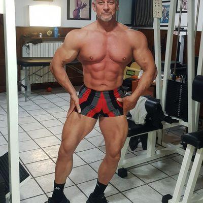 Roberto Eusebio - si può stare in forma a 55 anni?