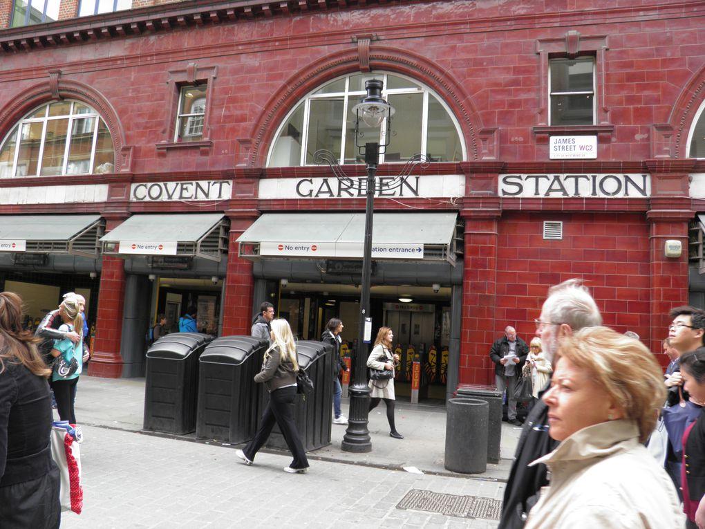 Album - Londres 8 juin 2012