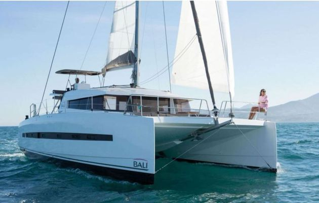 Boating - Catana Group, 4th Worldwide Manufacturer of Catamarans, Strengthens  its Industrial Organization