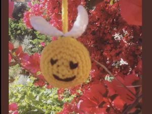Une petite abeille..