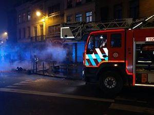 Plusieurs actes d´incendie islamistes sont a deplorer sur la commune bruxelloise de Molenbeek-Saint-Jean