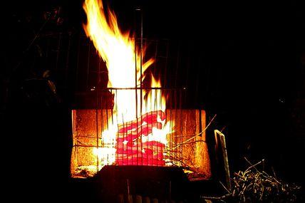 Burning Bacon