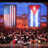 Des musiciens et des personnalités américaines participent à des concerts en l'honneur des médecins cubains - Histoire et société
