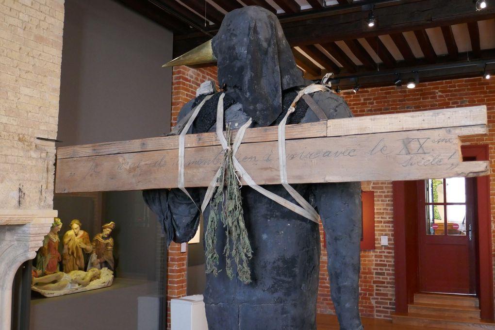 © Le Curieux des arts Gilles Kraemer, visite presse de l'exposition À poils et à plumes, musée de Flandre, Cassel, mars 2017.