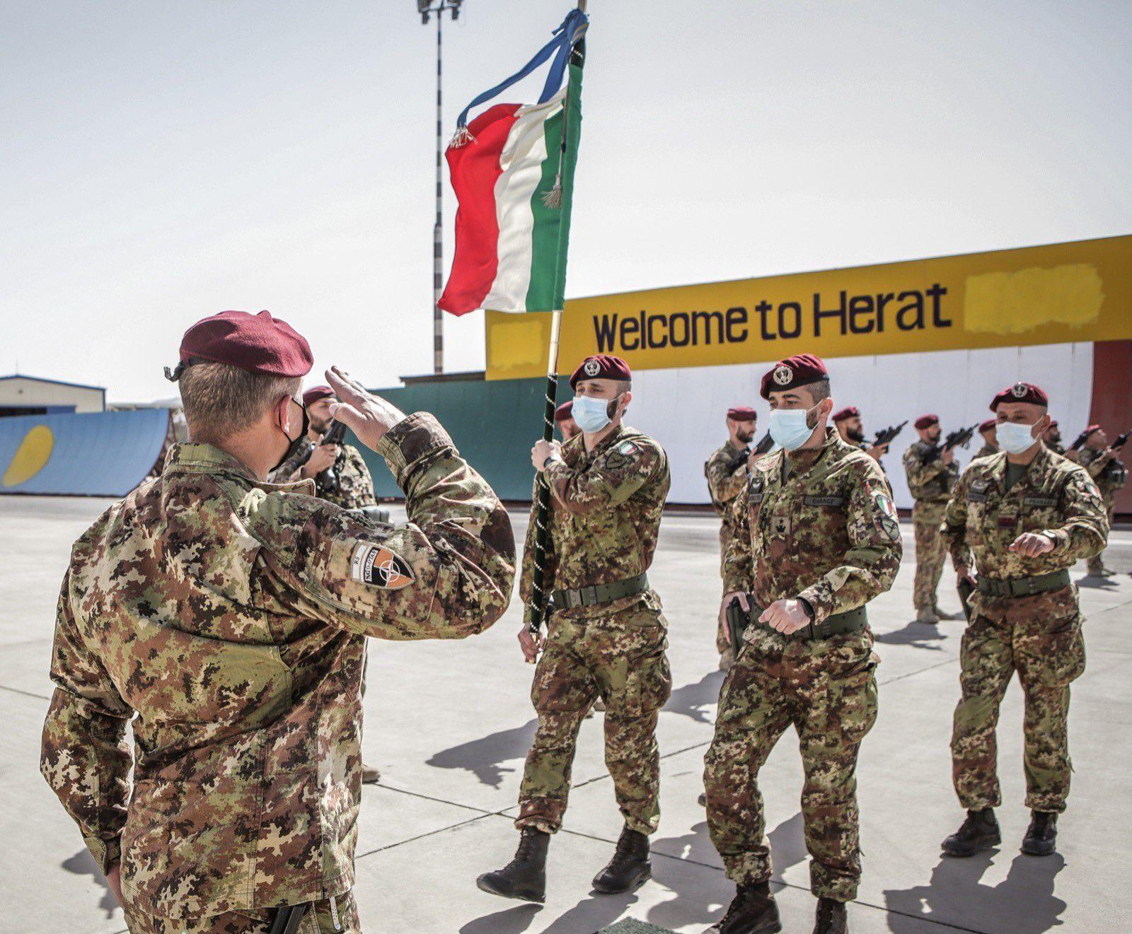 Afghanistan:rientrati gli ultimi militari, conclusa ufficialmente la missione italiana