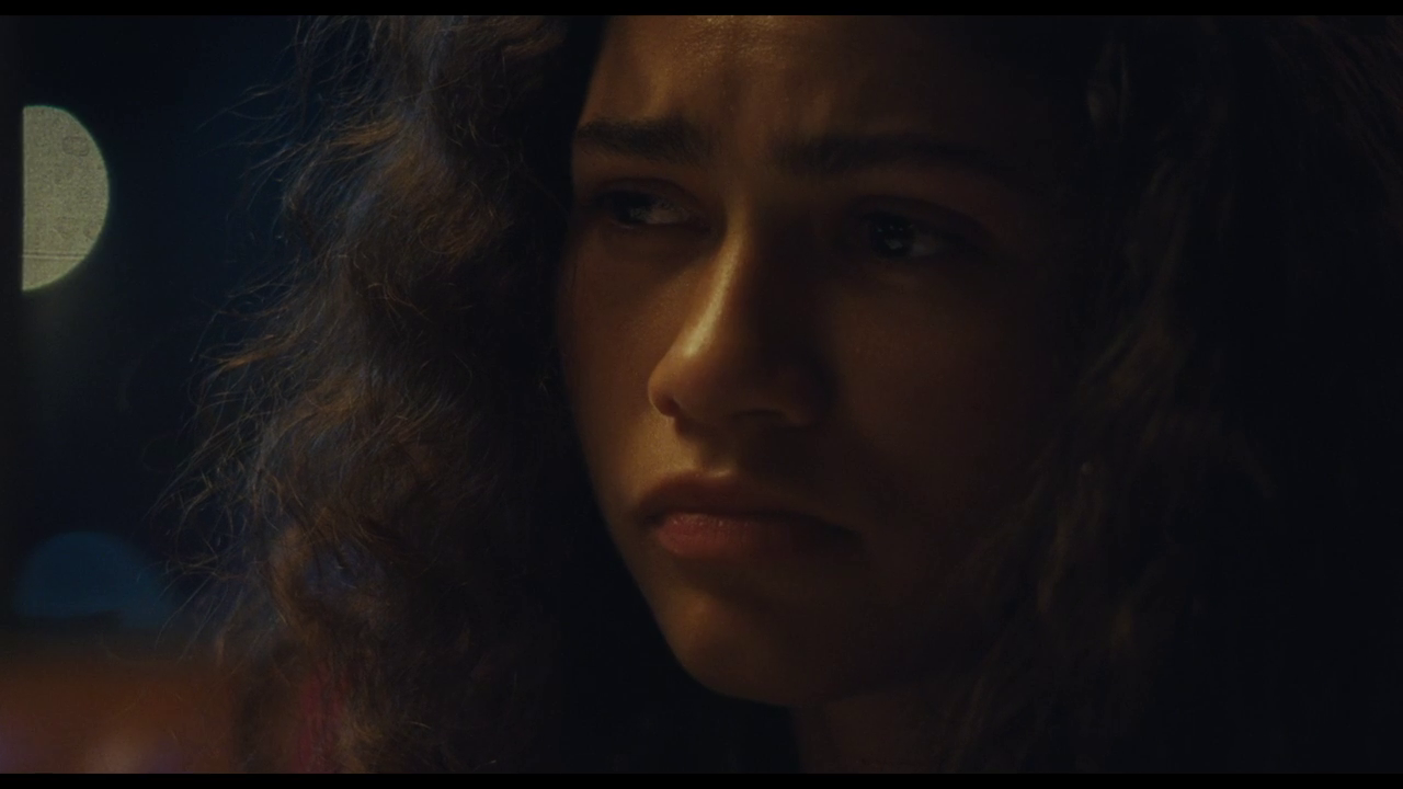 Critiques Séries : Euphoria (US). Saison 1. Trouble Don't Last Always (Christmas special)