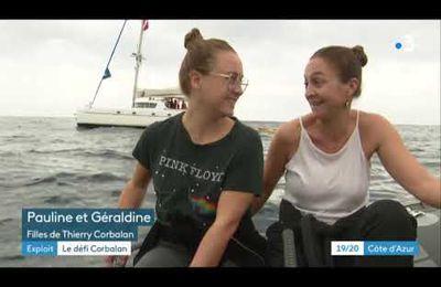 """Reportage France """" Côte d'Azur du 20 septembre"""