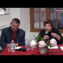 Rencontre avec Leila Shahid, Ambassadeur de Palestine auprès de l'Union Européenne