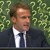 La lettre de Macron va être envoyée par courrier à tous les Français