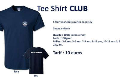 Boutique du Nantes Rugby XIII
