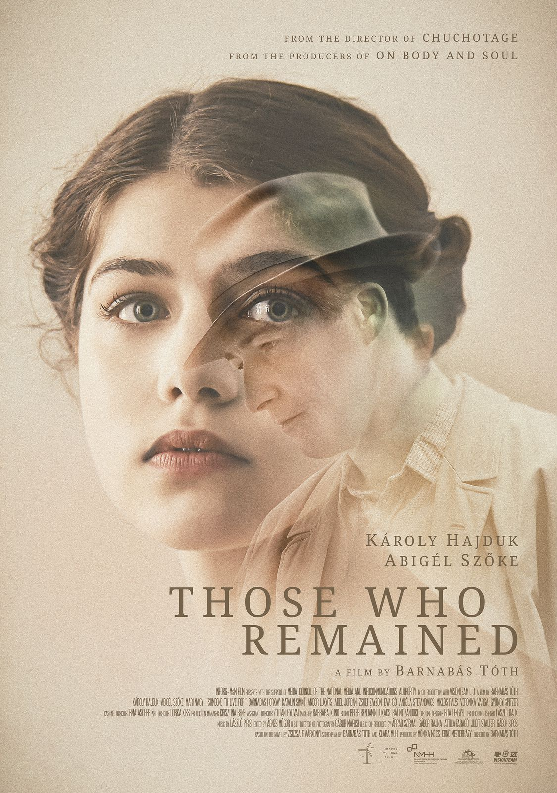 Those who remained (film Hongrie 2019)