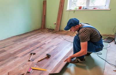 Flooring Business Offer Several Kinds Of Floor Covering Material
