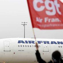 Soutien du FSC aux camarades d'Air France - Front Syndical de Classe