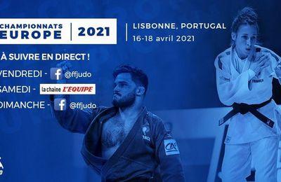 Championnat d'Europe de Judo 2021 : Comment suivre la compétition samedi ?
