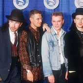 U2 - 30ème Grammy Awards -Radio City Music Hall - New York -02-03-1988 - U2 BLOG