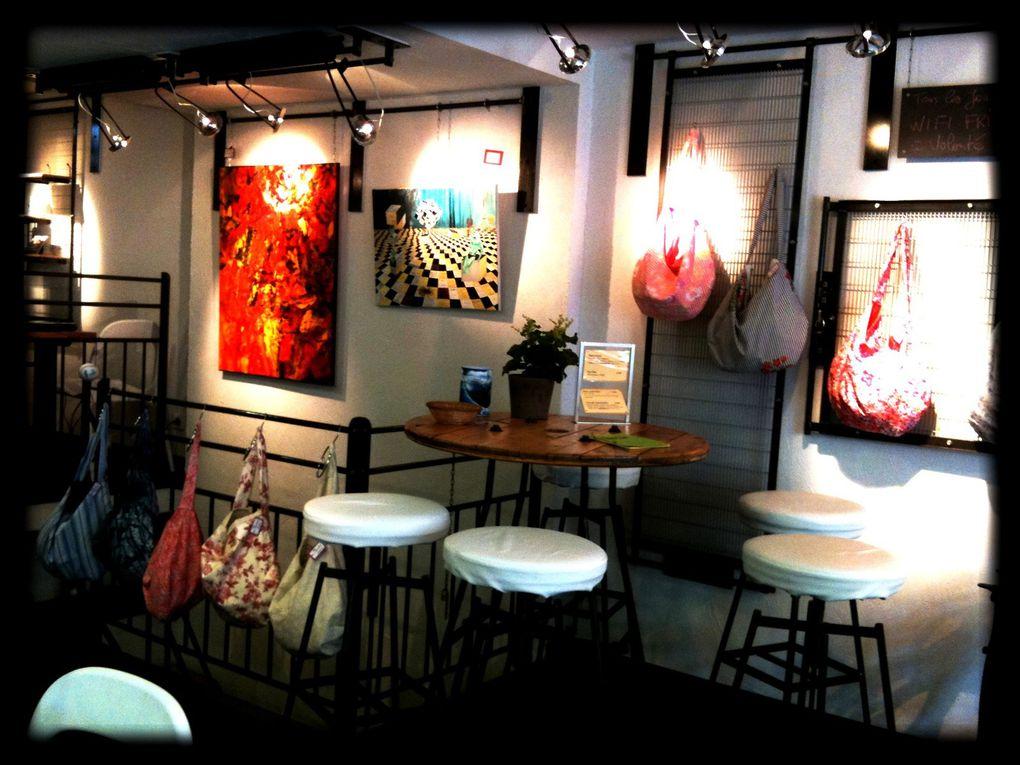 Expo du 6 août au 4 septembre 2012 !