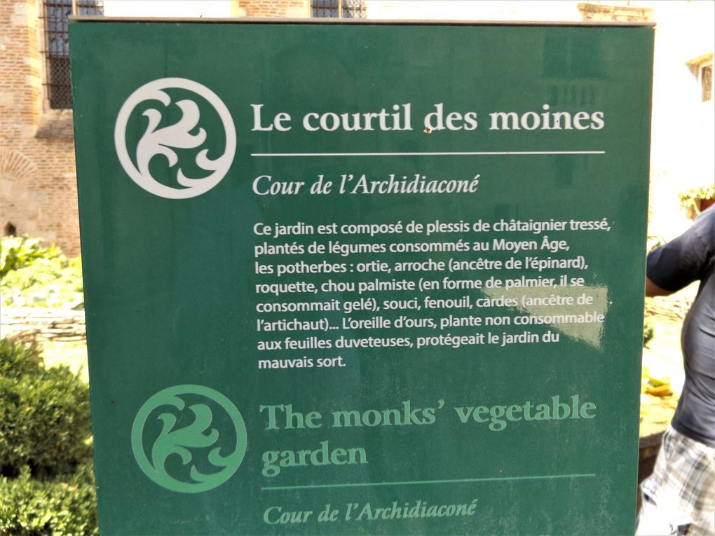Le courtil des moines de la cathédrale