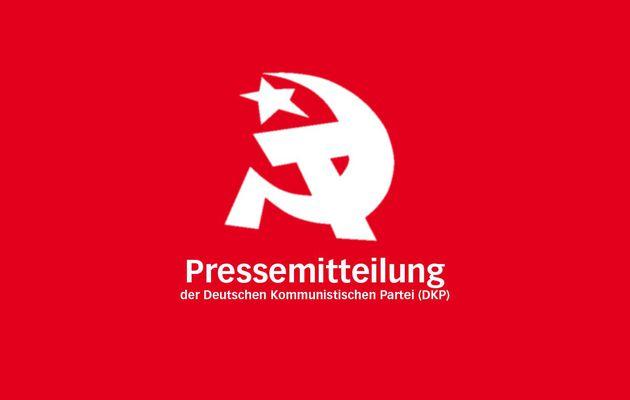 DKP : Sur les élections législatives en Allemagne