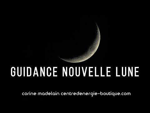 Guidance Nouvelle Lune 28 Octobre 2019