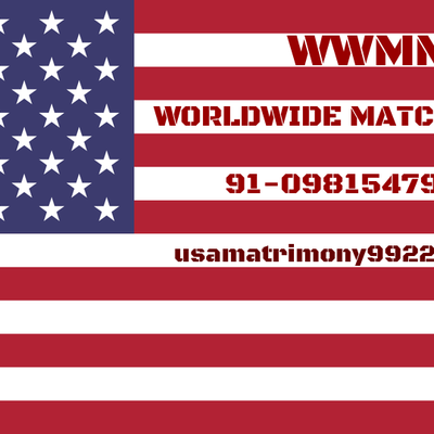 MATRIMONIAL SERVICES IN AMERICA (USA) 91-09815479922 FOR ALL CASTE(usamatrimony9922@gmail.com)