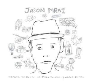 "Jason Mraz "" I Am Yours """