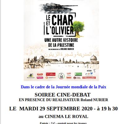 LE CHAR ET L'OLIVIER... A MONT-de-MARSAN LE 29 SEPTEMBRE