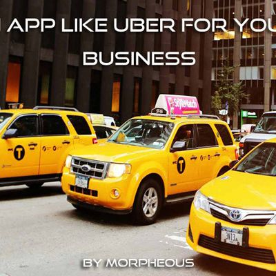 Get In Touch With Morpheous Today for App Development Solutions for Taxi App