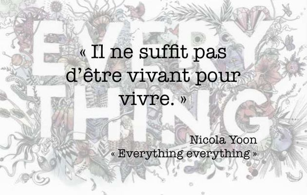 Citation Nicola Yoon
