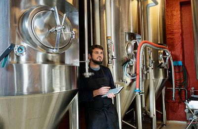Keeping Your Brewing Tank Clean And Sane