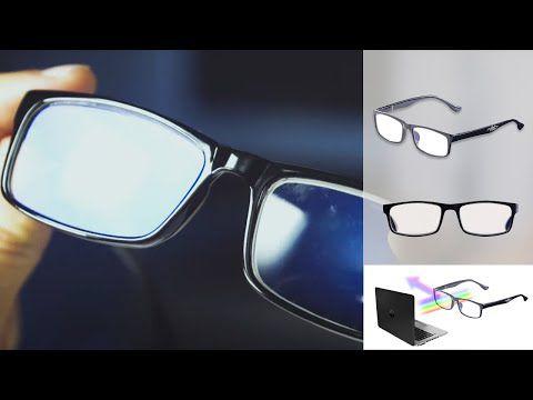Les lunettes à filtre bleu - avec et sans correction