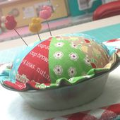 Cutie Pie Pincushion Tutorial!!
