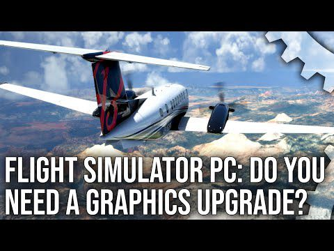 [ACTUALITE] NVIDIA - Microsoft Flight Simulator - Doubler vos performances avec une GeForce RTX 30