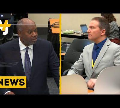 AJ+ - Listen to the powerful closing statement for Derek Chauvin's murder trial
