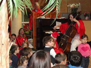 15 décembre : le Noël de la crèche à la résidence