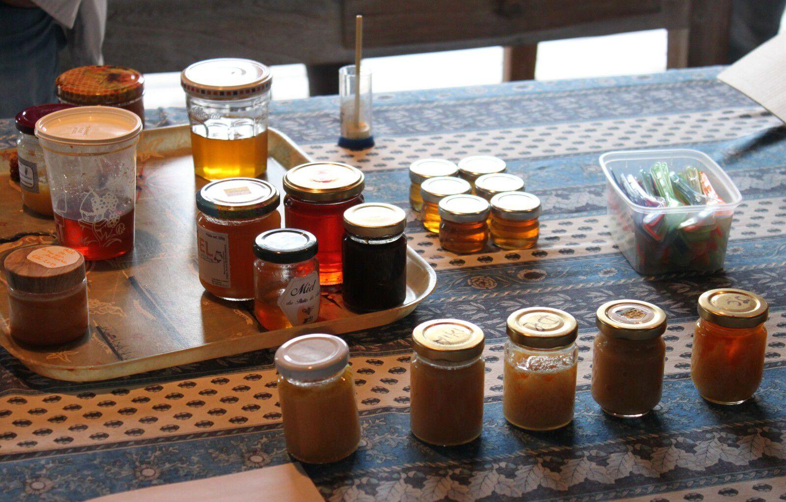 Bilan de l'année apicole au rucher solidaire de l'Atelier citoyen