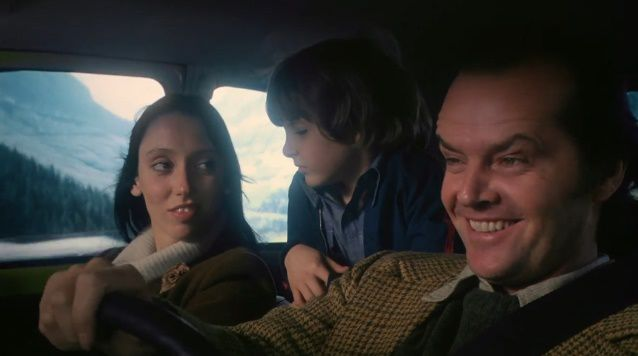 The Shining (Kubrick's): How Jack Torrance could very well be the good guy in 15 sentences.