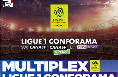 [Foot] Les enjeux du Multiplex de la 19ème journée de Ligue 1 Conforama !