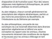 Voici l'engagement de Patrice Bessac à avancer sur une proposition d'alternative végétarienne dans les écoles de Montreuil. On le constate ce n'est pas qu'une préoccupation écolo, elle se situe à l'intersection d'autres questions sociales et sociétales. Ci-dessous le texte de hafida Ouhami, organisatrice de l'évènement