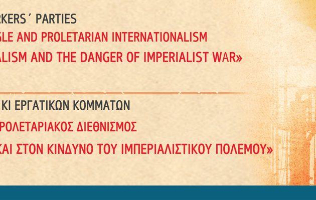 Déclaration commune de dix partis communistes et ouvriers des Balkans
